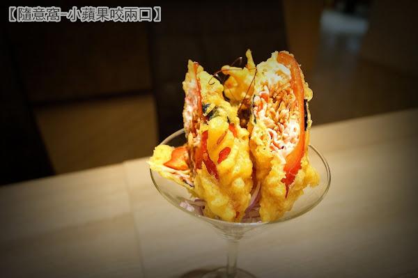 CArolls' 新美日式料理之加州捲跟握壽司都太犯規