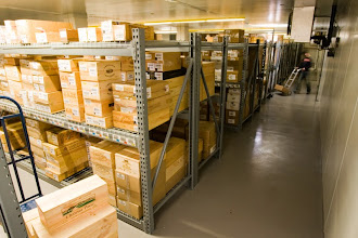 Photo: Learn more about our Climate controlled facility: http://www.winecellarage.com/Services/Full-Service-Storage-Overview/