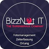 BizzNet App Zeiterfassung