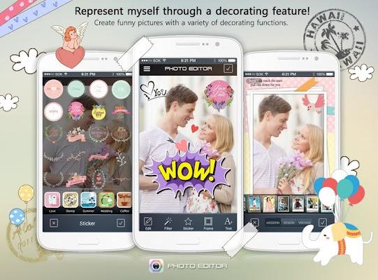 Photocracker PRO -Photo Editor - screenshot