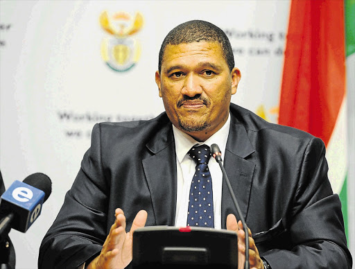 Marius Fransman. File photo
