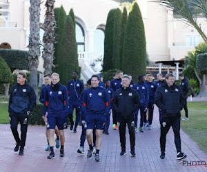 Trois joueurs devraient quitter Anderlecht à l'issue de la saison