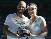 Amerikaans-Colombiaans duo wint verrassend het dubbel gemengd op Australian Open