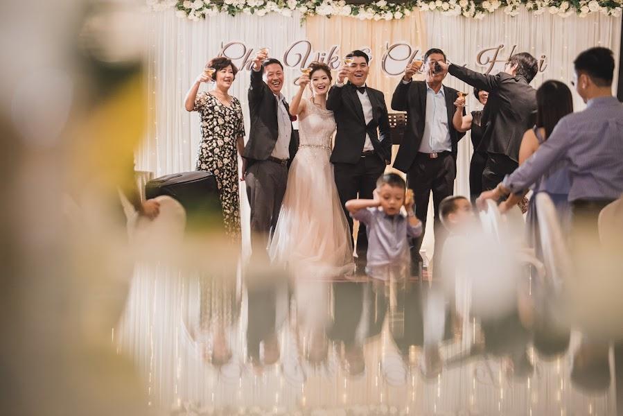 Wedding photographer Ivan Lim (ivanlim). Photo of 04.01.2019