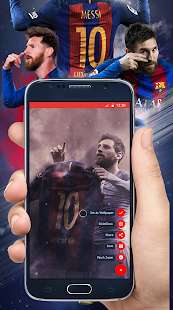 Messi Wallpapers HD 4K Lionel Messi - FCBarcalone - náhled
