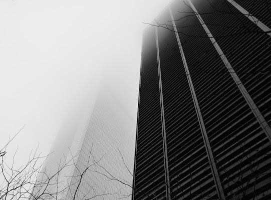 Grattacieli nella nebbia di DiegoCattel