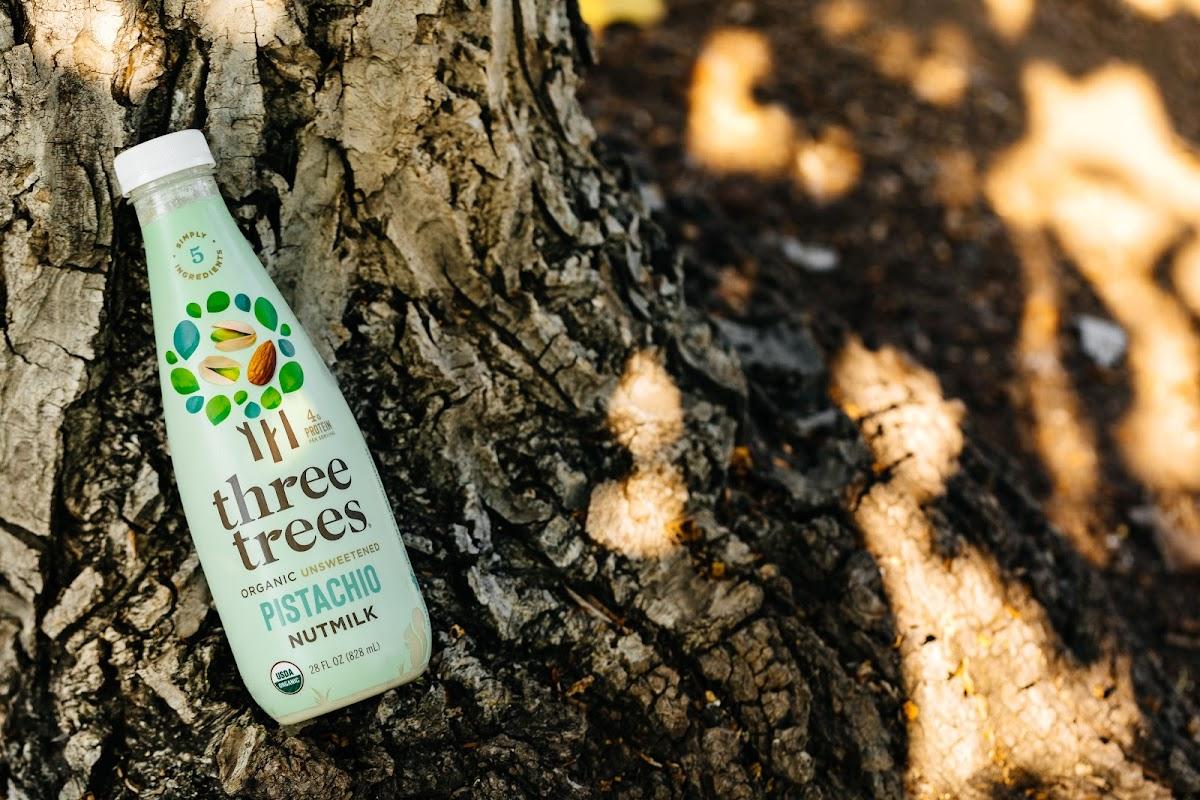 Organic Unsweetened Pistachio Nutmilk