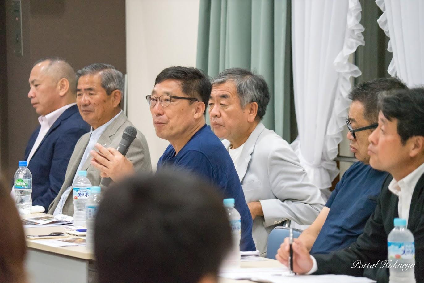 司会進行・鈴木輝隆 氏