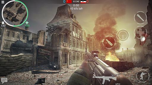 World War Heroes: WW2 jeu de tir  captures d'écran 2