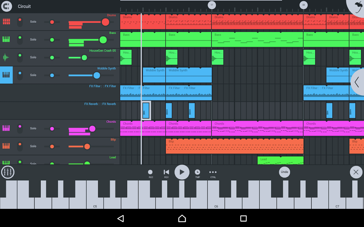 FL Studio Mobile- screenshot