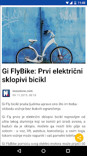 Novine BiH- screenshot thumbnail