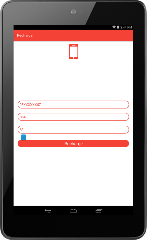 FreeATM: Free Recharge- screenshot