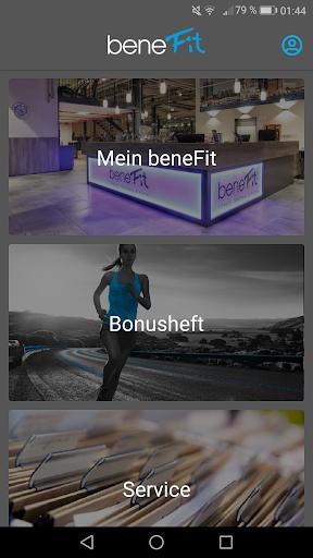 beneFit Fitness & Wellness 1.0.1 screenshots 1