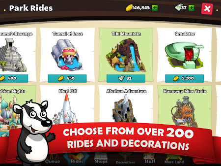 Rollercoaster Mania 1.5.7 screenshot 636972