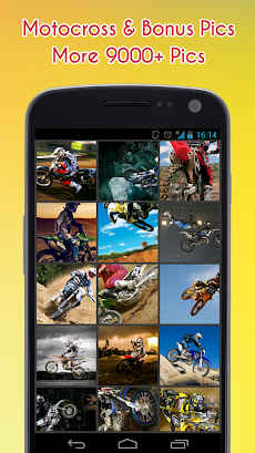 モトクロス壁紙 Androidアプリ Applion