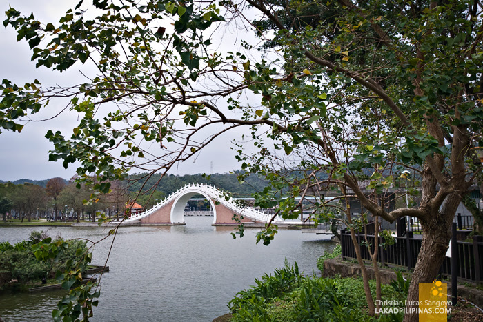 Moon Bridge Dahu Park