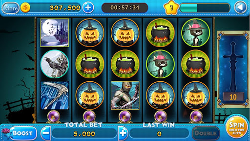 Slots Halloween