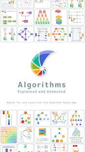 Algorithms: Explained&Animated- screenshot thumbnail