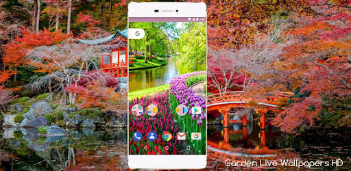Garden Live Wallpapers Hd Apps On Google Play