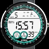 Digital One Watch Face