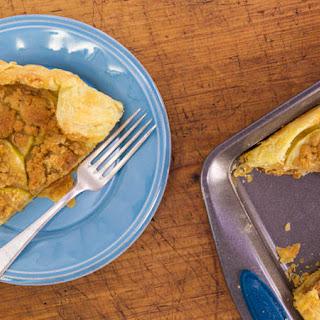 Grant's Lazy Apple Pie.