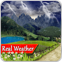Mountain Weather LWP icon