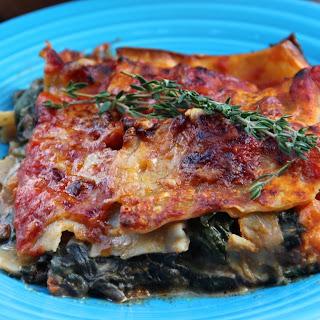 10 Veggies Lasagna