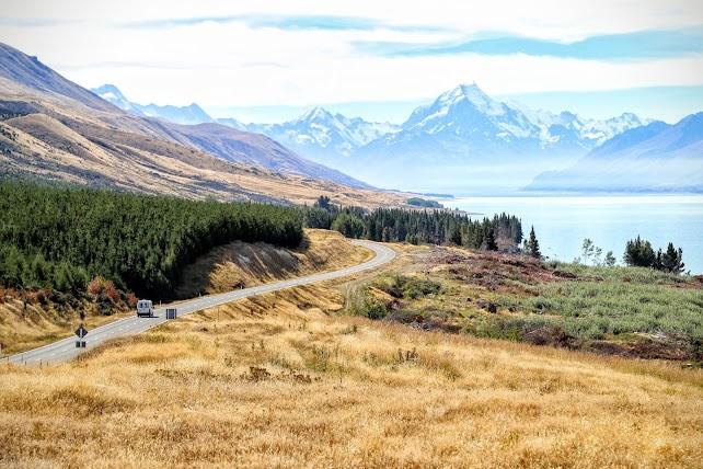 Mount Cook - Nowa Zelandia