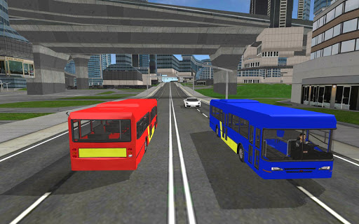 Bus Simulator 3D City 2018 1.0 screenshots 6