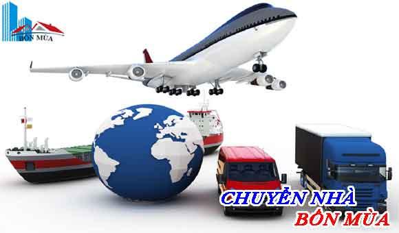 Vận tải bốn mùa, chuyên dịch vụ vận chuyển hàng hoá toàn quốc