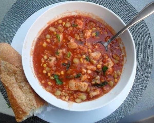 Stewed Catfish Recipe