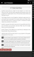 Law Of Attraction screenshot thumbnail
