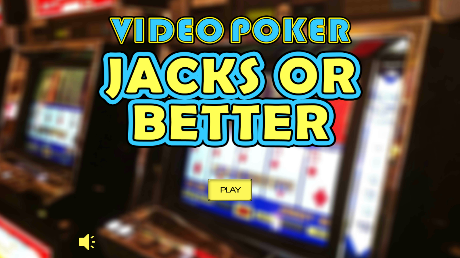 Video Poker : Jacks Or Better- screenshot