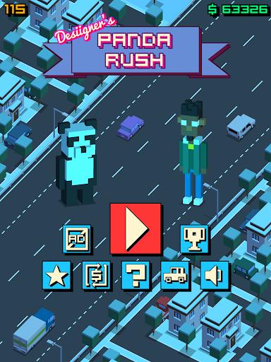 Desiigner's Panda Rush Hack for the game
