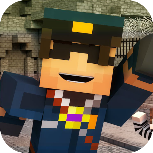 Policemen and Criminals MCPE