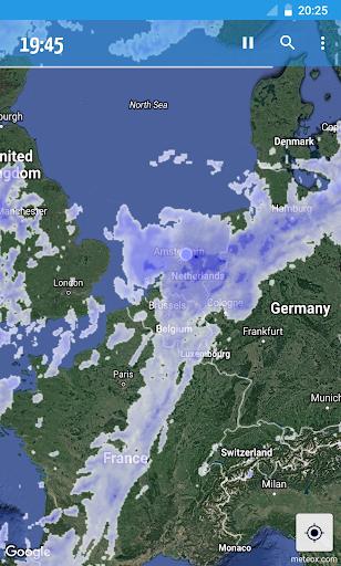 Rainy Days Rain Radar  screenshots 4