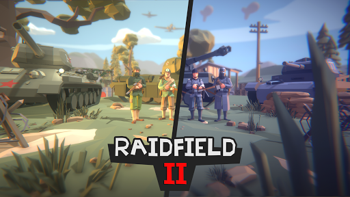 Raidfield 2 - Alpha Version 2.10 APK MOD screenshots 1