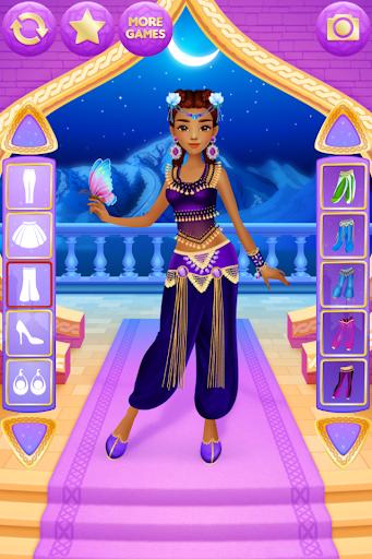 Arabian Princess Dress Up  screenshots 3