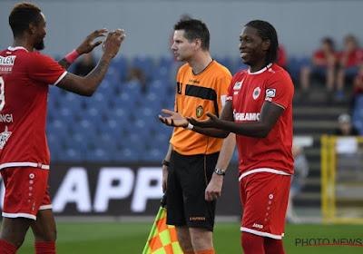 Dieumerci Mbokani retrouve peu à peu ses sensations : l'Antwerp peut s'en frotter les mains