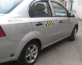 Photo: Магнитные наклейки шашечки такси