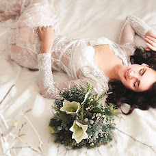 Wedding photographer Anastasiya Bazna (Bazna1106). Photo of 16.01.2016