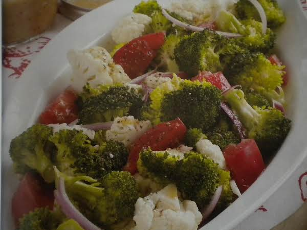 Quick & Easy Veggie Salad