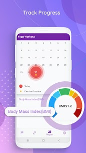 Yoga Workout – Yoga for Beginners – Daily Yoga App Download For Android 4