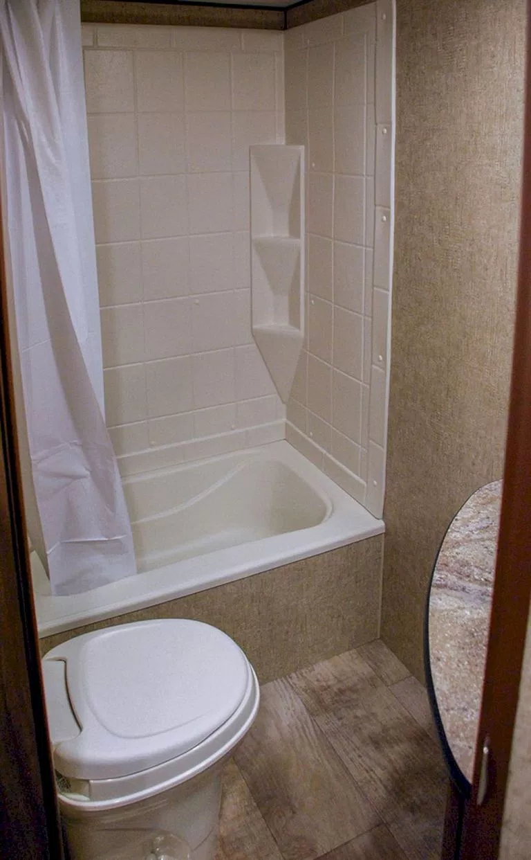 15 Diy Rv Shower Remodeling Ideas In The World