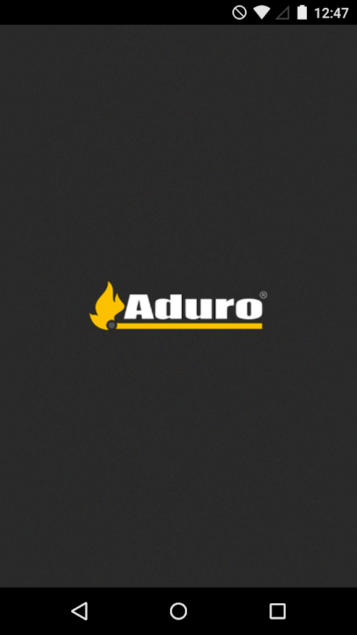 Aduro Smart Response- screenshot
