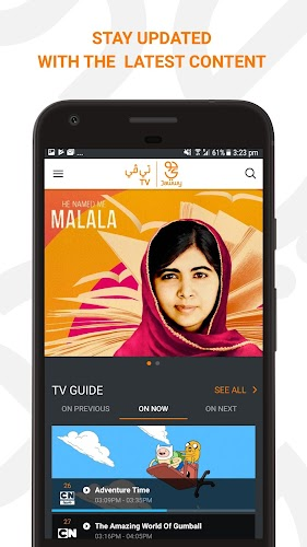 Download Jawwy TV APK latest version App by Intigral