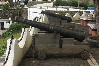 Photo: Пушки острова Флорес