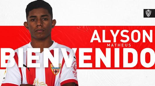 Matheus llega al Almería B