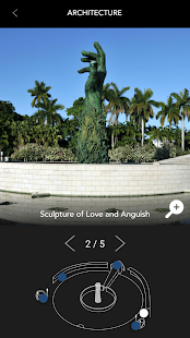 Holocaust Memorial Miami Beach- screenshot thumbnail