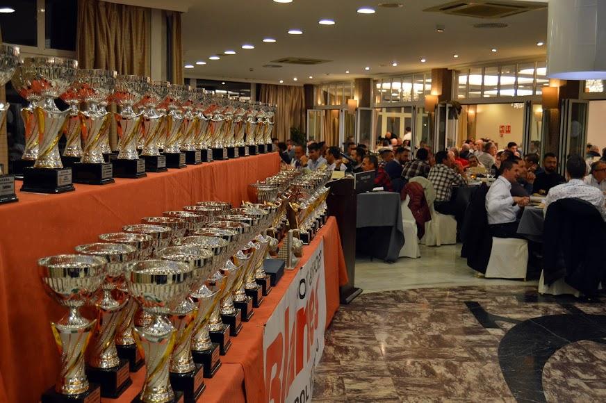 Trofeos para todos.